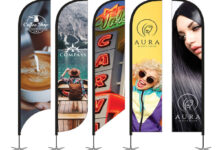 Photo of Advertising Flags USA Made Fast Delivery