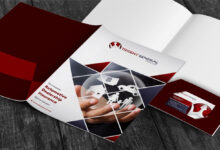 Photo of Presentation Folders for the Professional